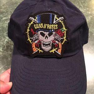 Custom Guns & Roses Strapback New Era Dad Hat NEW